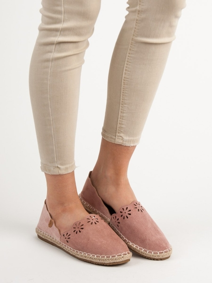 PUDROWE ESPADRYLE VICES